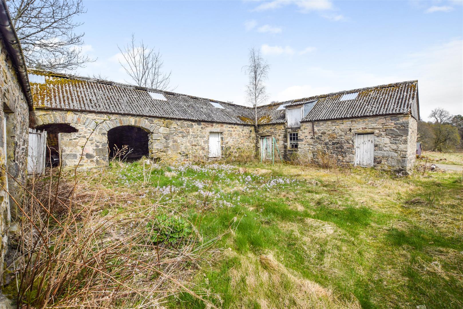 Calvine Farm Steadings, Calvine, Pitlochry, Perthshire, PH18 5UA, UK